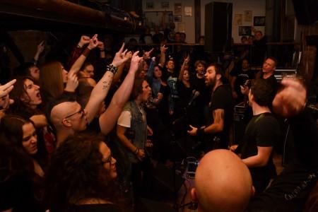 Foto a video: Intrepid Metallica Revival - Prievidza 2020 - Piano club 98