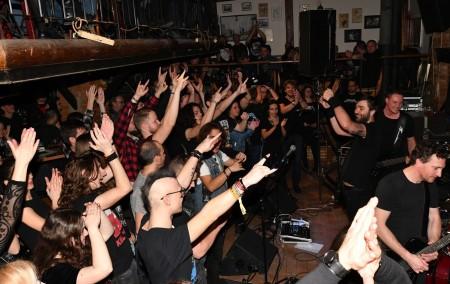 Foto a video: Intrepid Metallica Revival - Prievidza 2020 - Piano club 104