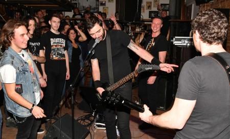 Foto a video: Intrepid Metallica Revival - Prievidza 2020 - Piano club 105