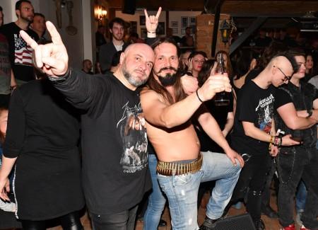 Foto a video: Intrepid Metallica Revival - Prievidza 2020 - Piano club 106