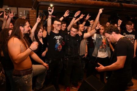 Foto a video: Intrepid Metallica Revival - Prievidza 2020 - Piano club 107