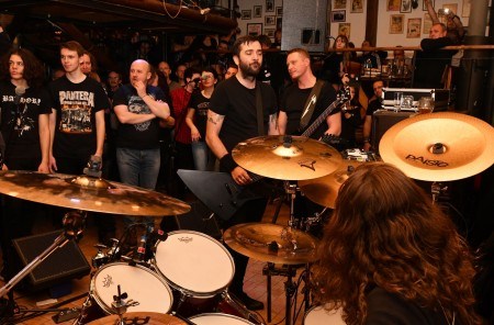 Foto a video: Intrepid Metallica Revival - Prievidza 2020 - Piano club 108