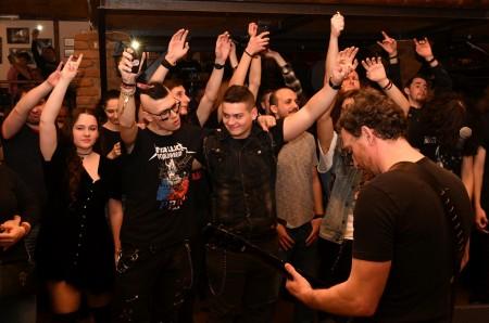 Foto a video: Intrepid Metallica Revival - Prievidza 2020 - Piano club 109