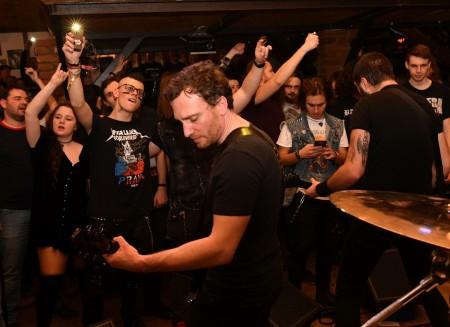 Foto a video: Intrepid Metallica Revival - Prievidza 2020 - Piano club 110