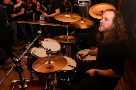 Foto a video: Intrepid Metallica Revival - Prievidza 2020 - Piano club 111