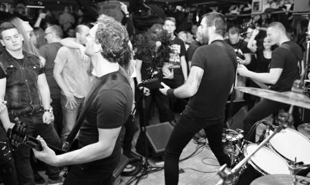 Foto a video: Intrepid Metallica Revival - Prievidza 2020 - Piano club 113