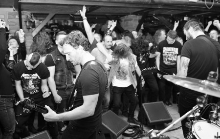 Foto a video: Intrepid Metallica Revival - Prievidza 2020 - Piano club 114