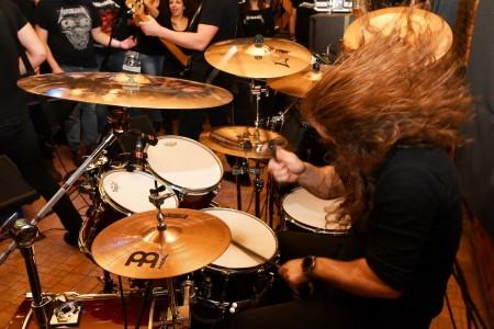 Foto a video: Intrepid Metallica Revival - Prievidza 2020 - Piano club 115