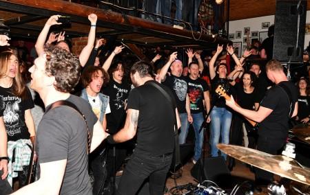 Foto a video: Intrepid Metallica Revival - Prievidza 2020 - Piano club 117