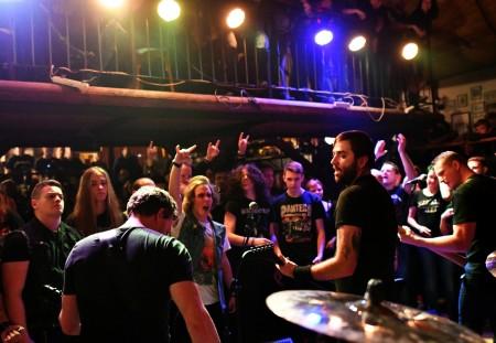 Foto a video: Intrepid Metallica Revival - Prievidza 2020 - Piano club 118