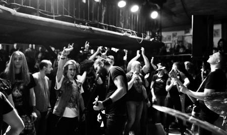 Foto a video: Intrepid Metallica Revival - Prievidza 2020 - Piano club 119