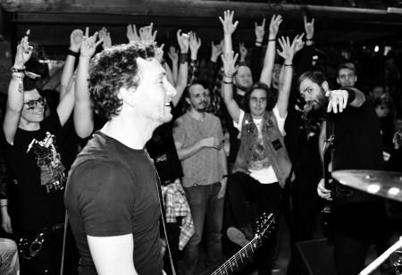 Foto a video: Intrepid Metallica Revival - Prievidza 2020 - Piano club 120