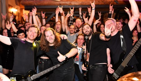 Foto a video: Intrepid Metallica Revival - Prievidza 2020 - Piano club 122