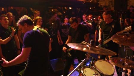 Foto a video: Intrepid Metallica Revival - Prievidza 2020 - Piano club 123