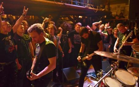 Foto a video: Intrepid Metallica Revival - Prievidza 2020 - Piano club 124