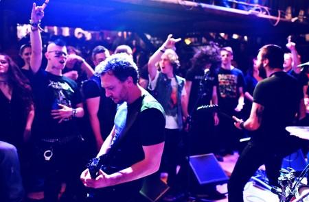 Foto a video: Intrepid Metallica Revival - Prievidza 2020 - Piano club 126