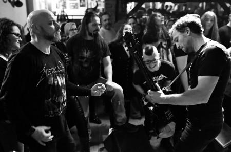 Foto a video: Intrepid Metallica Revival - Prievidza 2020 - Piano club 127
