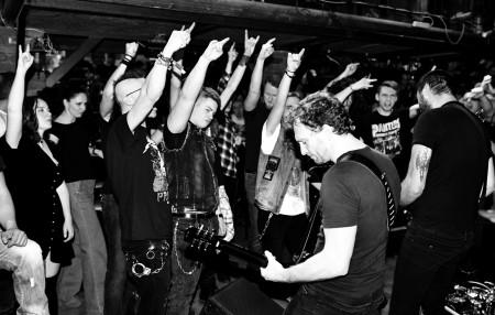 Foto a video: Intrepid Metallica Revival - Prievidza 2020 - Piano club 128