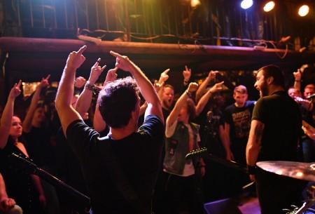 Foto a video: Intrepid Metallica Revival - Prievidza 2020 - Piano club 129