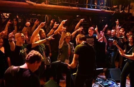 Foto a video: Intrepid Metallica Revival - Prievidza 2020 - Piano club 130