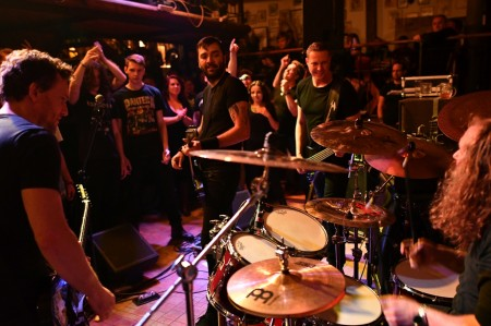 Foto a video: Intrepid Metallica Revival - Prievidza 2020 - Piano club 131