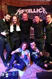 Foto a video: Intrepid Metallica Revival - Prievidza 2020 - Piano club 133