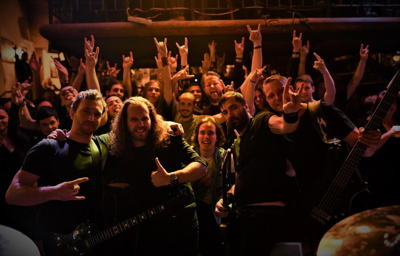 Foto a video: Intrepid Metallica Revival - Prievidza 2020 - Piano club