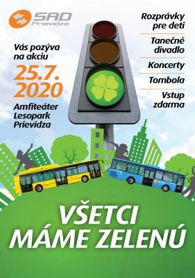 Všetci Máme Zelenú 2020