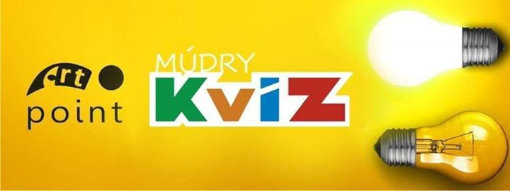 Múdry Kvíz - Jesenná liga Art point 24.1.2020