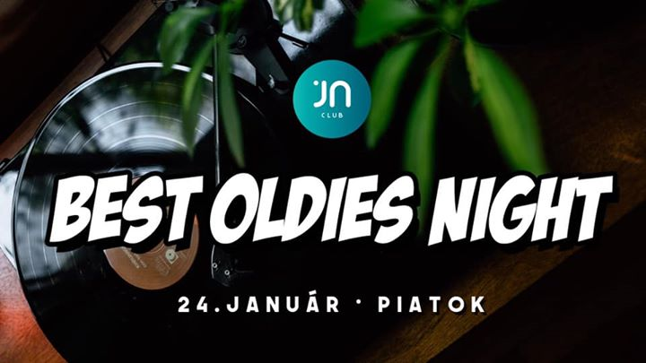 Best Oldies Night / Jantar club 24.1.