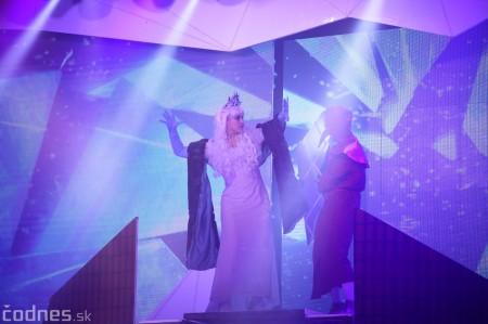 Foto: Snehová kráľovná - Muzikál - Prievidza 8