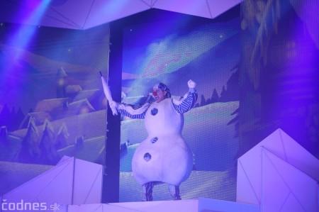 Foto: Snehová kráľovná - Muzikál - Prievidza 16