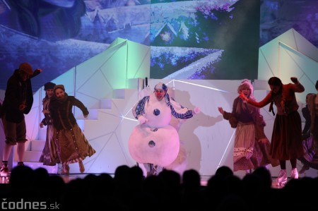 Foto: Snehová kráľovná - Muzikál - Prievidza 18