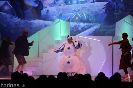 Foto: Snehová kráľovná - Muzikál - Prievidza 19