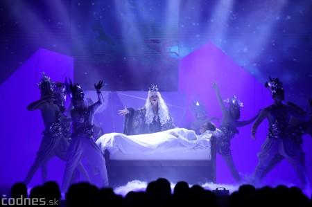 Foto: Snehová kráľovná - Muzikál - Prievidza 23