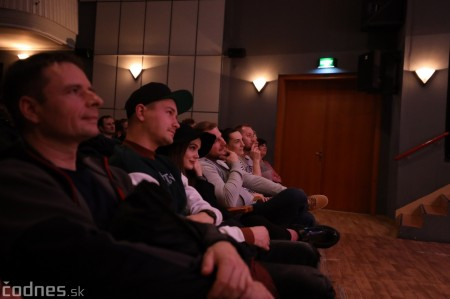 Foto: Stand-up diskusia Pohni hlavou - Prievidza 1