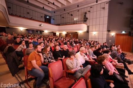 Foto: Stand-up diskusia Pohni hlavou - Prievidza 7