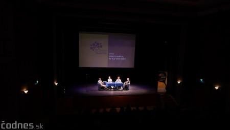 Foto: Stand-up diskusia Pohni hlavou - Prievidza 10