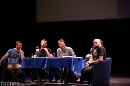 Foto: Stand-up diskusia Pohni hlavou - Prievidza 16