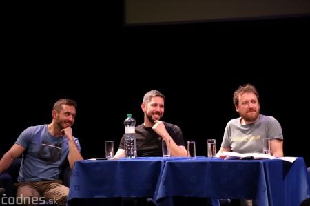 Foto: Stand-up diskusia Pohni hlavou - Prievidza 17
