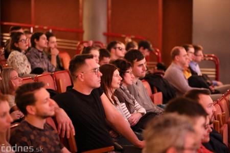 Foto: Stand-up diskusia Pohni hlavou - Prievidza 12