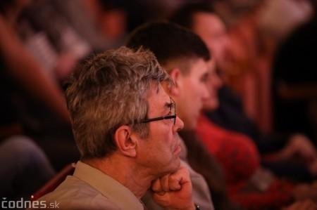 Foto: Stand-up diskusia Pohni hlavou - Prievidza 18