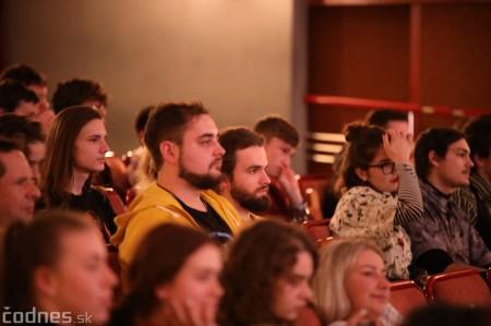 Foto: Stand-up diskusia Pohni hlavou - Prievidza 20