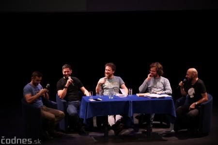 Foto: Stand-up diskusia Pohni hlavou - Prievidza 23