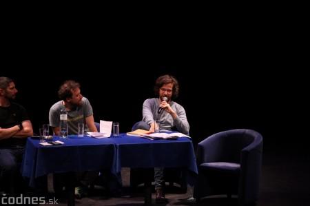 Foto: Stand-up diskusia Pohni hlavou - Prievidza 24