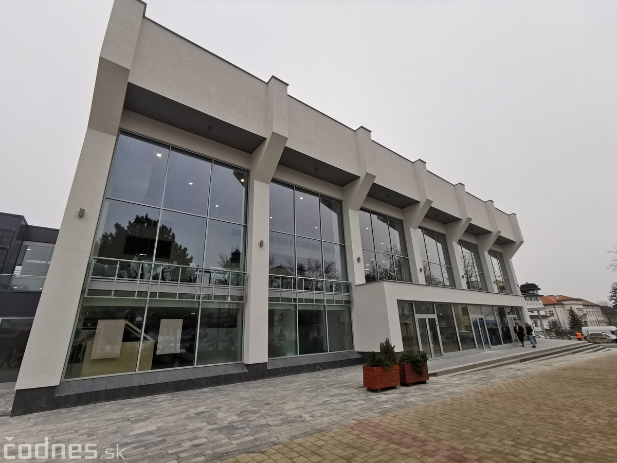 PROCentrum - Prievidza - Obchodné centrum
