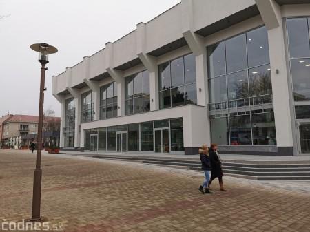 PROCentrum - Prievidza - Obchodné centrum 0
