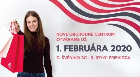 PROCentrum - Prievidza - Obchodné centrum 7