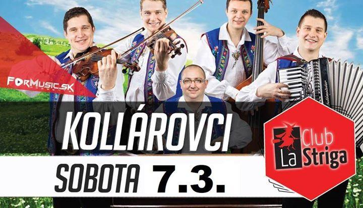 Kollarovci Live 7.3 @Lastriga club