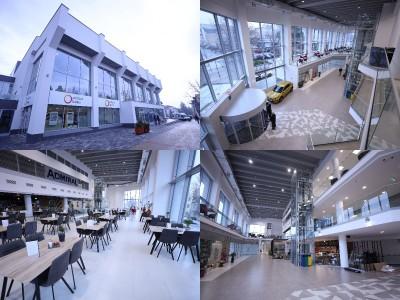 """Foto: Interiér a exteriér """"Titanik"""" PROCentrum - Prievidza - Obchodné centrum"""